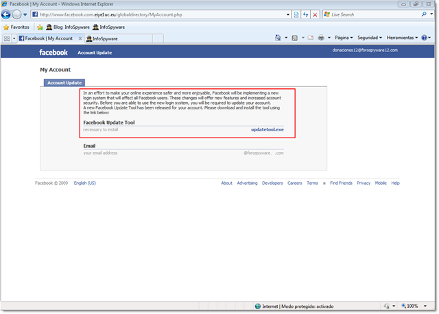Phishing Facebook 3