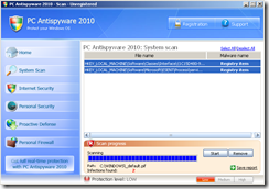 PCAntispyware2010