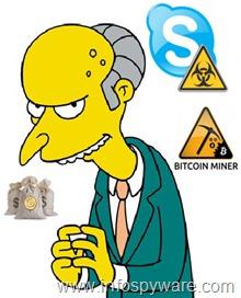 Virus Skype Bitcoin