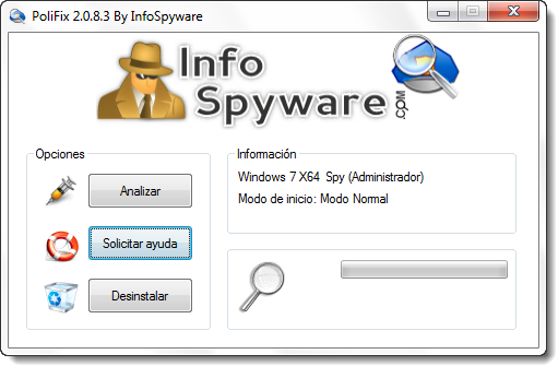 PoliFix (by InfoSpyware)